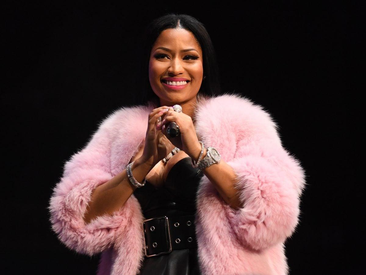 Nicki Minaj Shares The First Photos Of Her Son