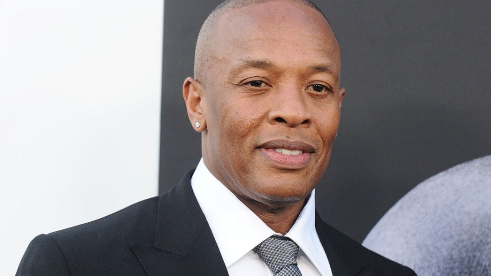 Dr. Dre Rushed To ICU After Suffering Brain Aneurysm