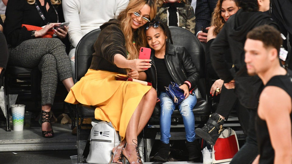 Beyoncé Shares Never-Before-Seen Footage Of Twins Rumi and Sir