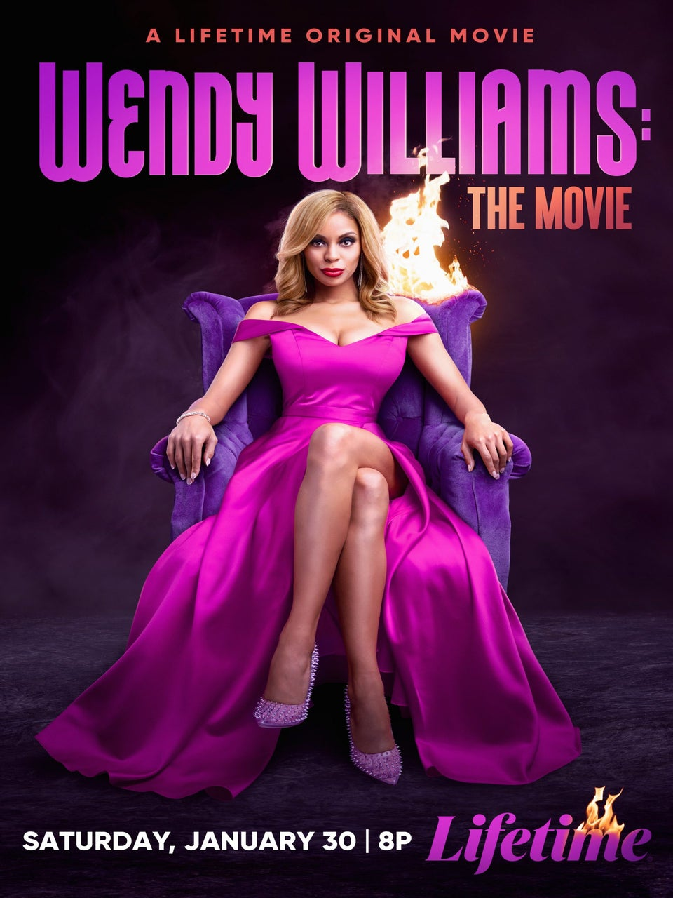 8 Things We Learned About Wendy Williams From Her Lifetime Biopic & Documentary