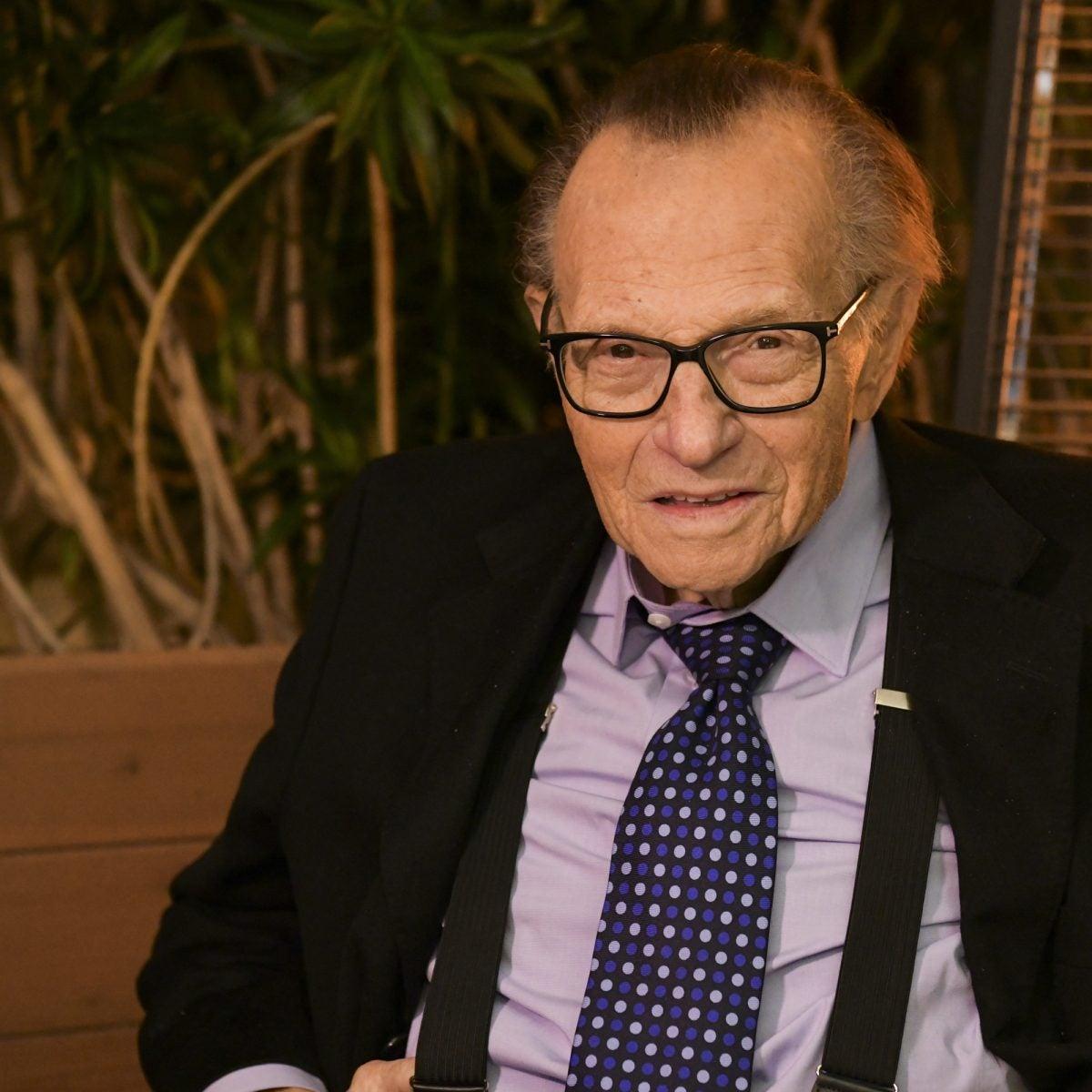 Remembering CNN Legend Larry King