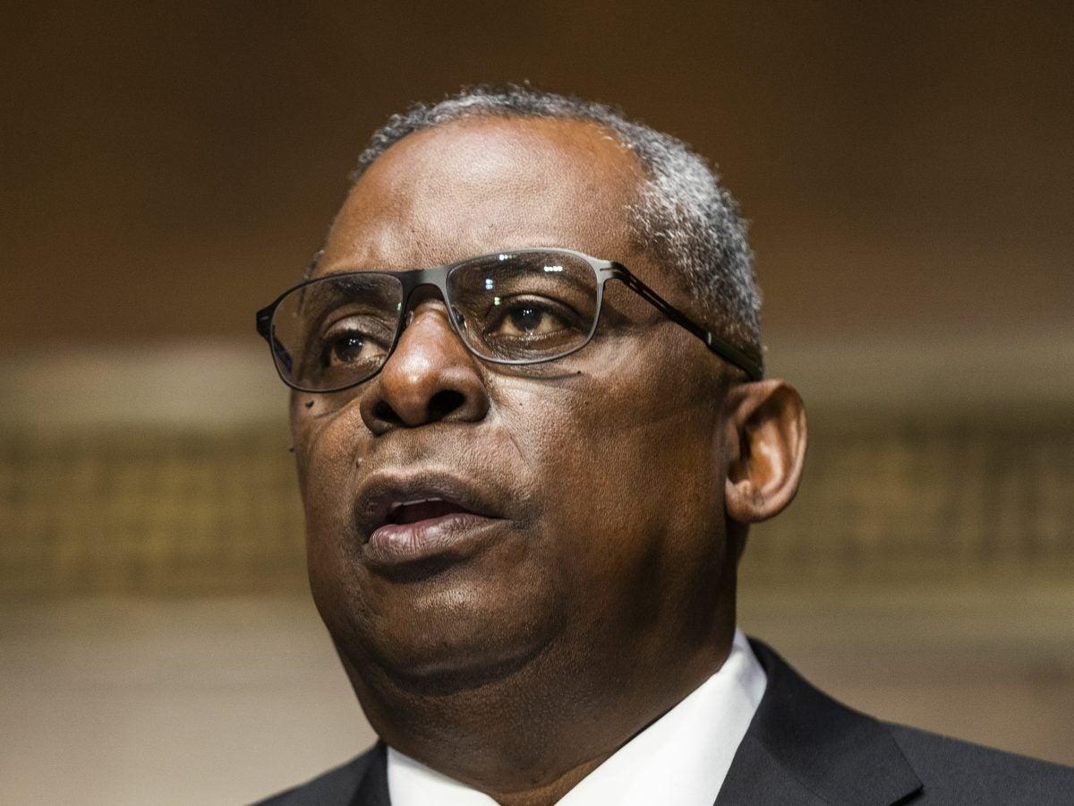 Biden Names Lloyd Austin Nation's First African American Secretary Of Defense