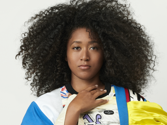 Naomi Osaka Is Louis Vuitton's Latest Brand Ambassador - Essence