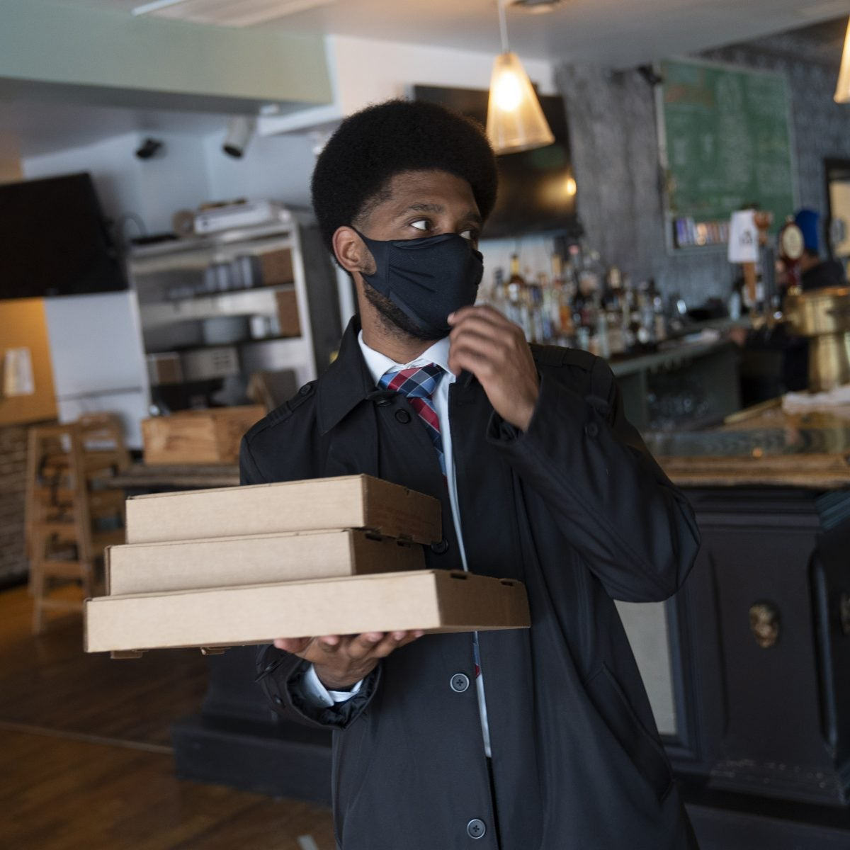 Hey, Shorty: Brandon Scott, Baltimore's Youngest Mayor, Serves His People