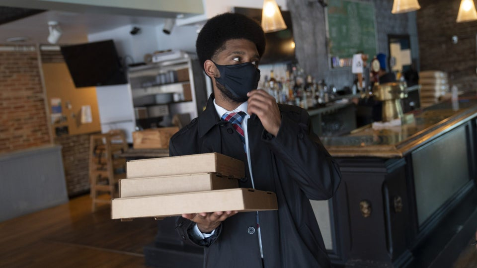 Hey, Shorty: Brandon Scott, Baltimore's Youngest Mayor, Speaks to His People