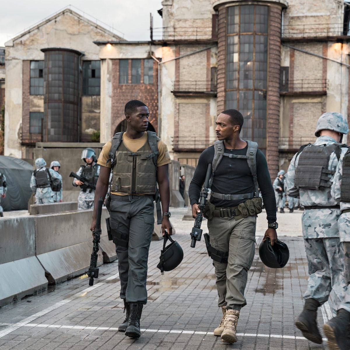 Here's What's New, Black And On Netflix This January 2021