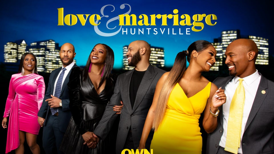 """First Look: """"Love & Marriage: Huntsville"""" Returns To OWN January 30th"""