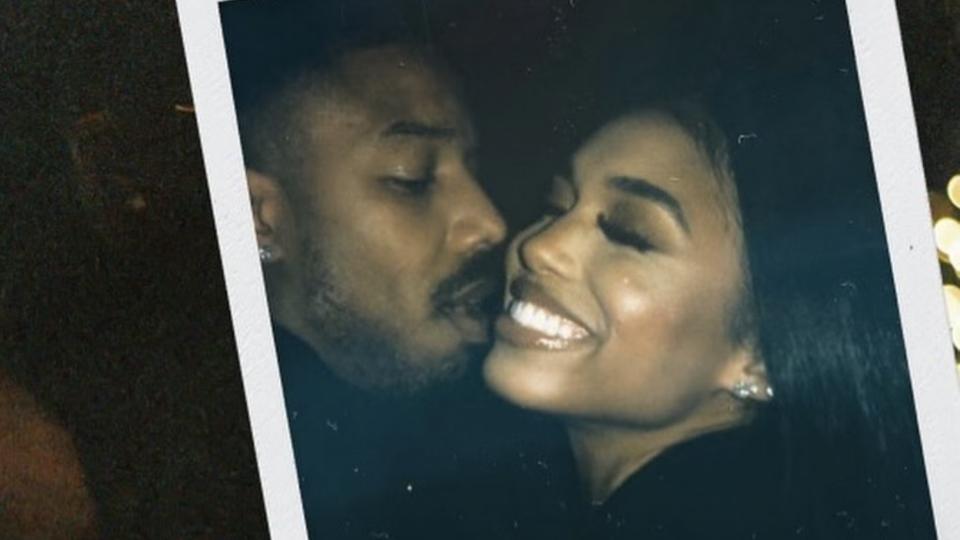 Michael B. Jordan and Lori Harvey Take Their Rumored Romance To Instagram