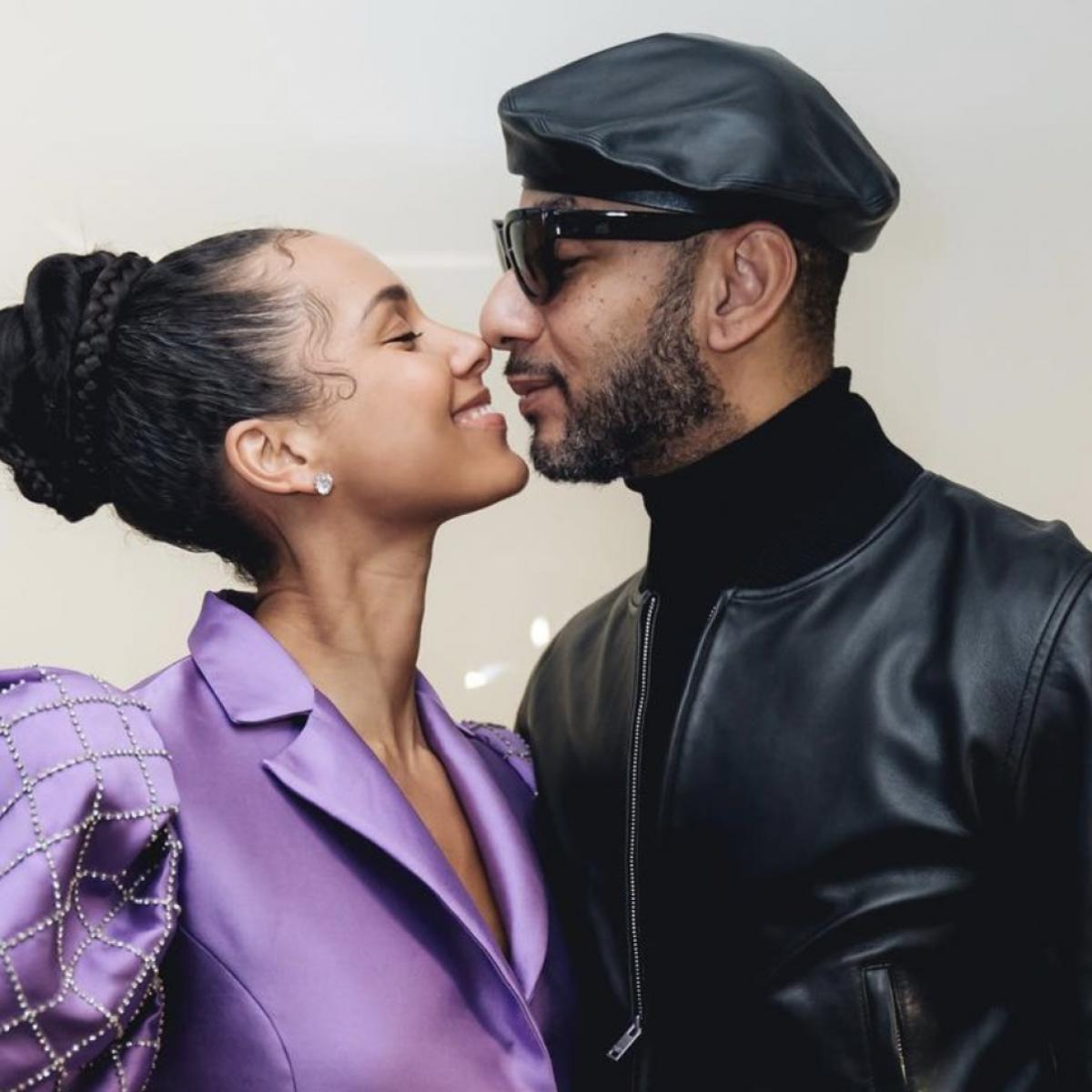Swizz Beatz Sang Alicia Keys's Praises On Her 40th Birthday