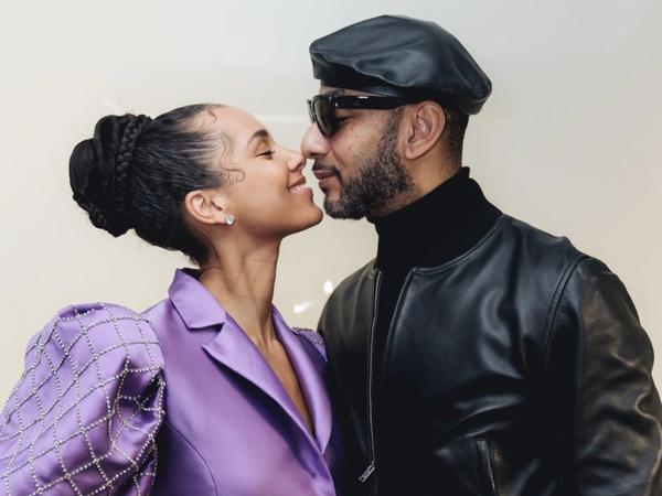Swizz Beatz Celebrates Wife Alicia Keys Praises On Her 40th Birthday