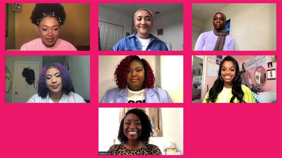 Pitch Perfect (Episode 5 of Girls United: Beautiful Possibilities 2.0)