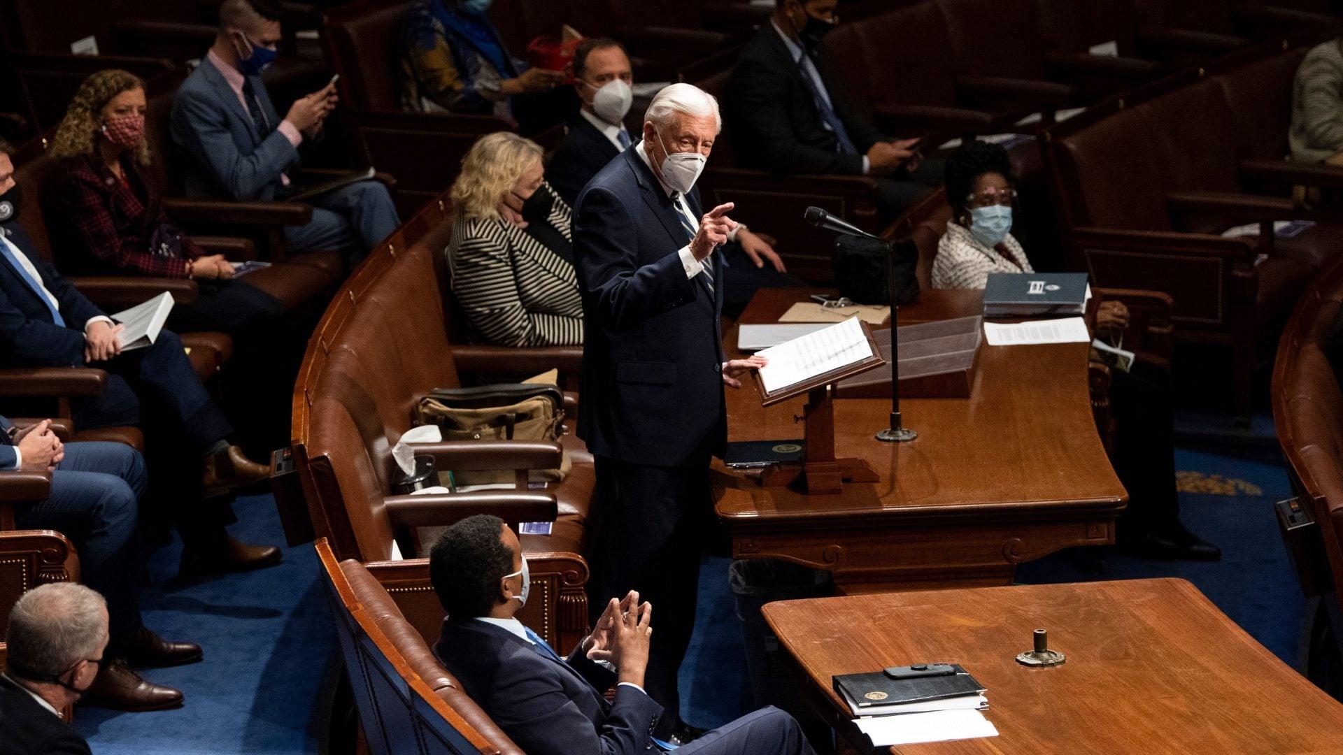 House Democrats Plan To Vote Wednesday On Trump's Impeachment