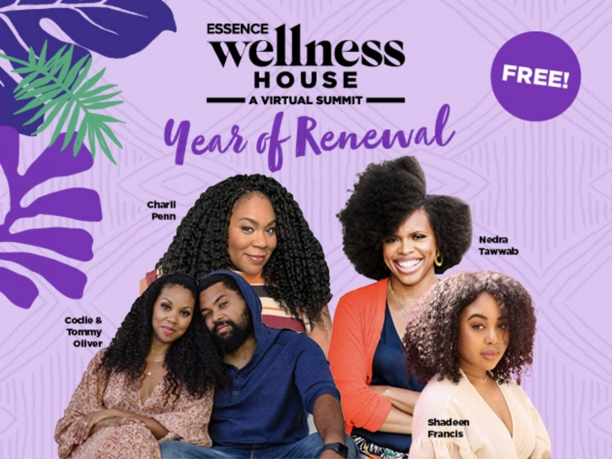 ESSENCE Wellness House 2021: See The Full Lineup