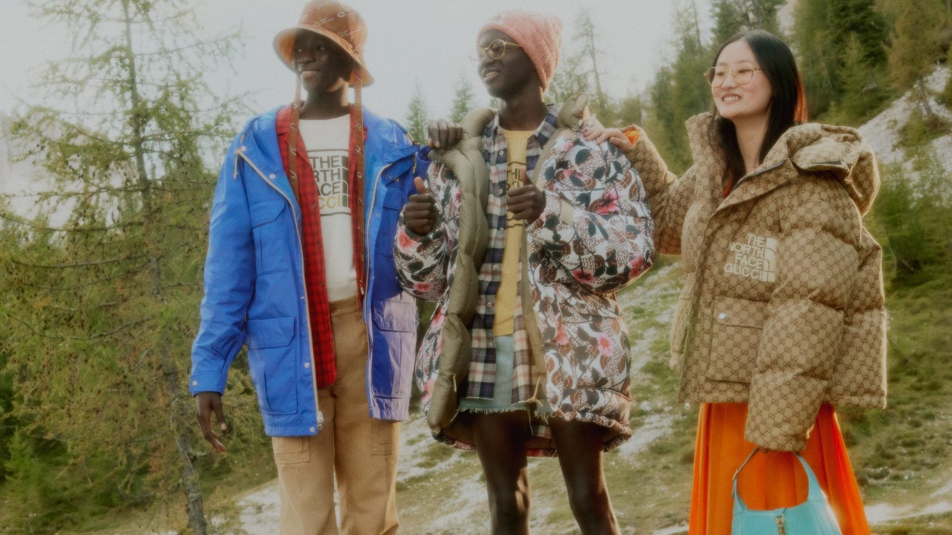 You Can Now Shop The Gucci x North Face Collaboration