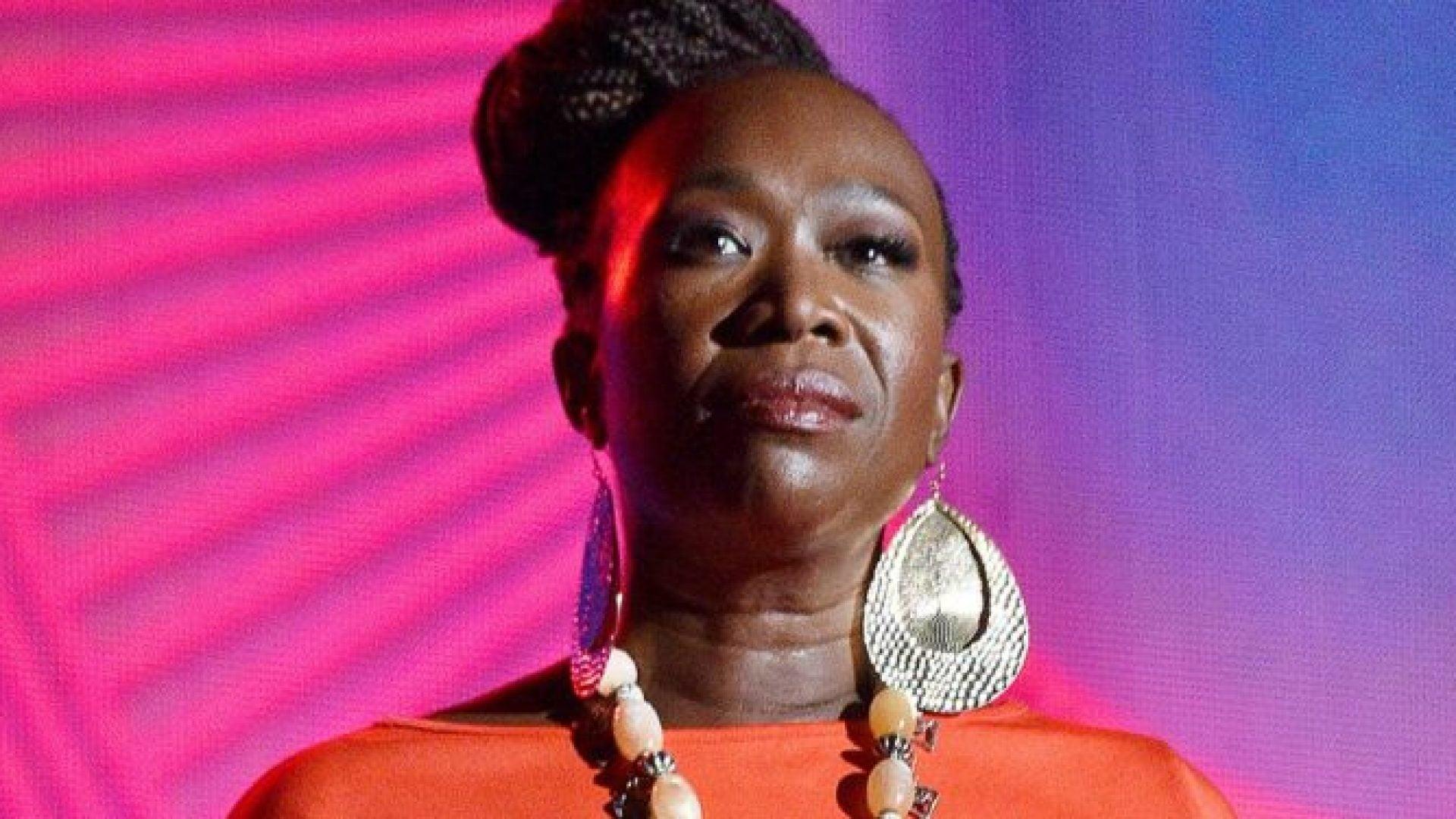 Watch Joy Reid's Powerful Speech On Racial Double Standard Following Capitol Attack