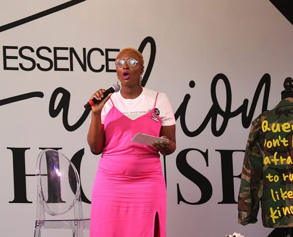 Businesswoman And CEO Kalilah Wright Hosts Masterclass On Building A Brand