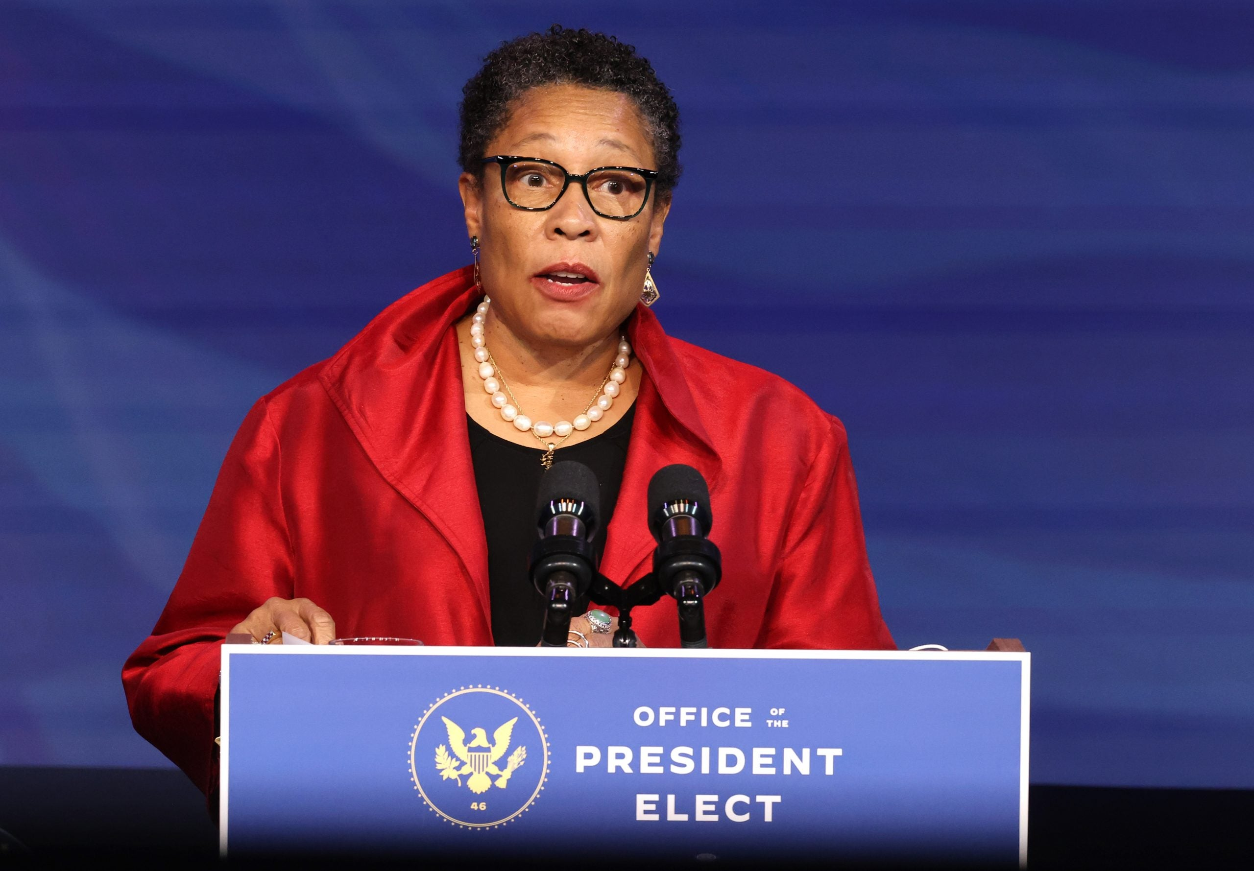Congresswoman Marcia Fudge Confirmed As Next Secretary Of Housing And Urban Development