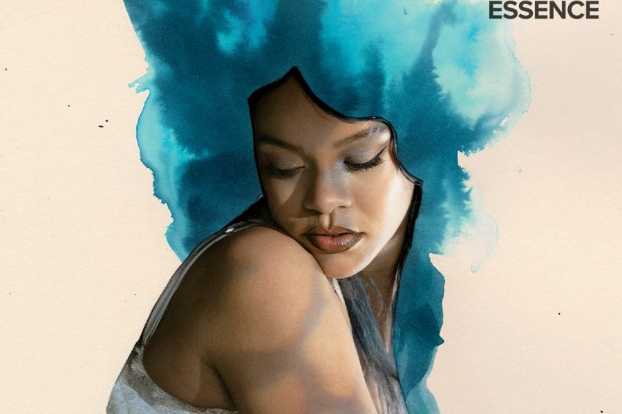 Rihanna Covers ESSENCE In One Of A Kind Collaboration With Visual Artist Lorna Simpson - Essence