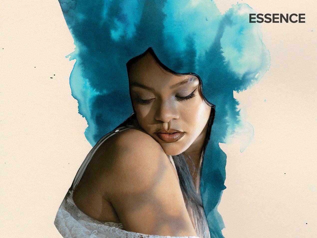 Rihanna And Artist Lorna Simpson: Breaking New Ground