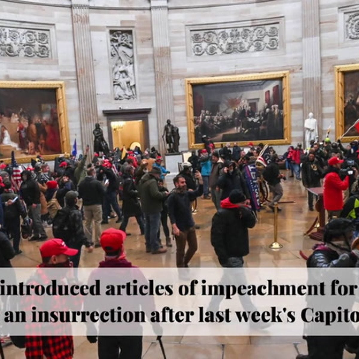 Trump Could Be Impeached Twice
