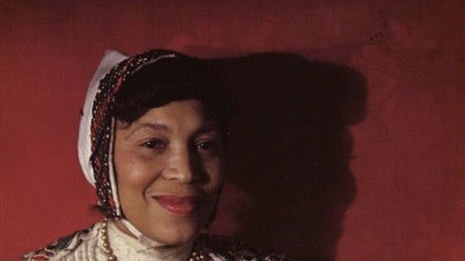 Zora Neale Hurston Preserved The Unbound Black Woman