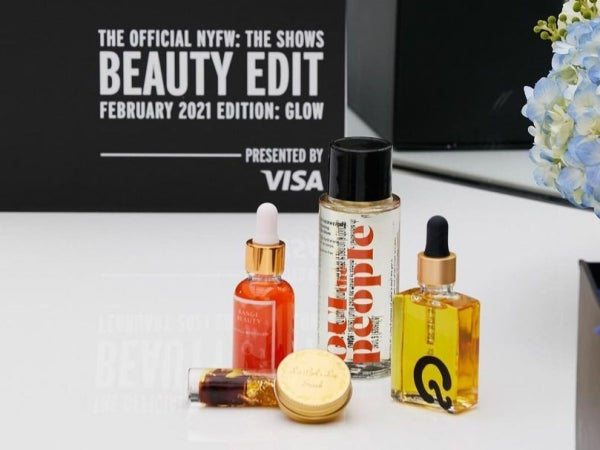 Visa Is Curating A Black-Owned Beauty Box In Celebration Of NYFW