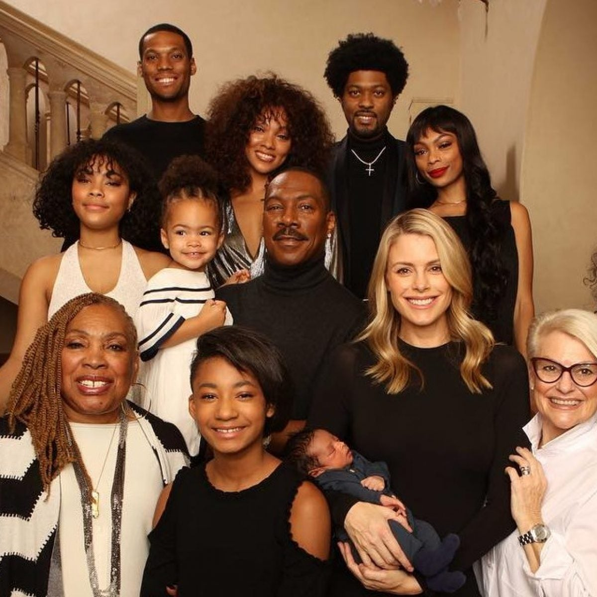 A Family Affair: Eddie Murphy and His Kids Through the Years
