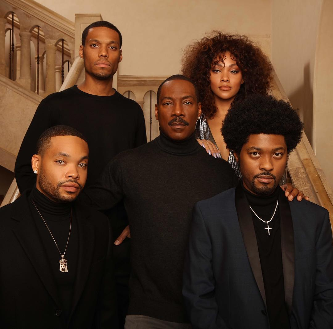 A Family Affair Eddie Murphy And His Kids Through The Years Essence Eddie murphy is opening up about his favorite role that he's ever played: a family affair eddie murphy and his