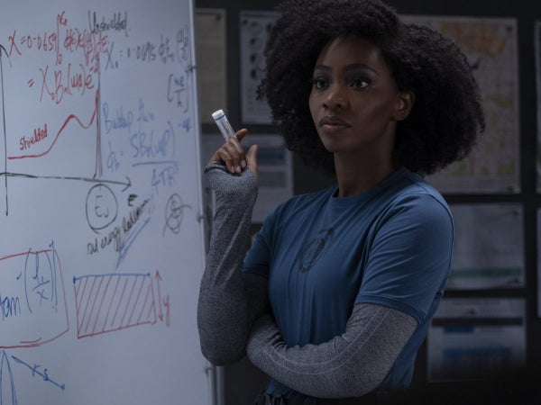 Teyonah Parris Is The Representation She Wanted To See Growing Up In 'WandaVision'