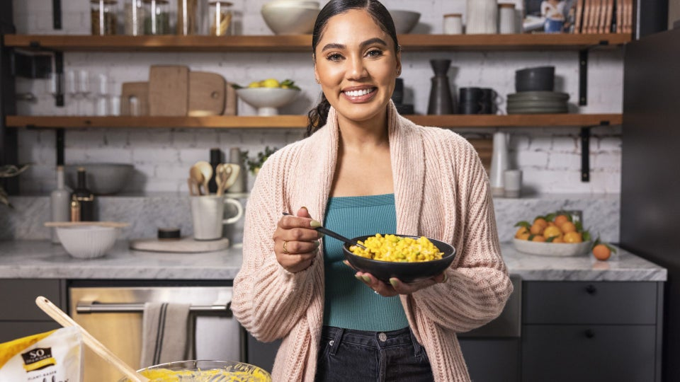Ayesha Curry Went Dairy Free For Her Son, Now Her Entire Family Is Hooked