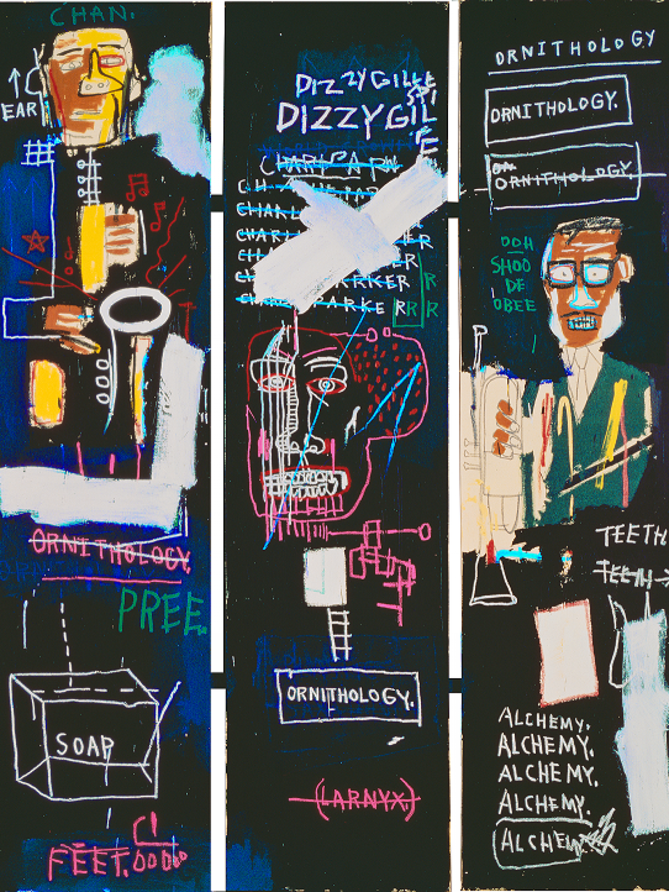 'Time Decorated' Looks At The Influence Music Had On Jean-Michel Basquiat's Art