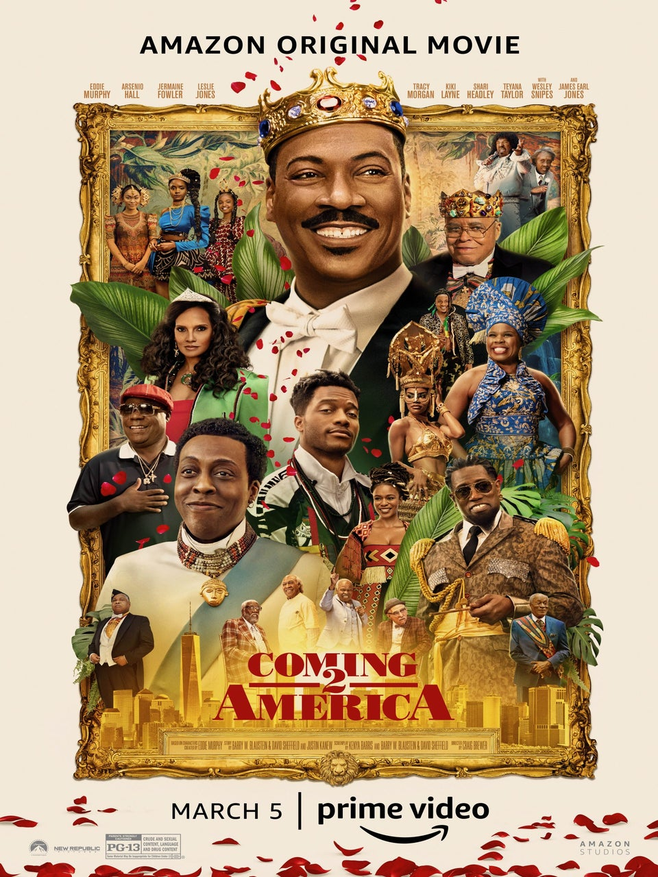 The Offical 'Coming 2 America' Trailer Is Here