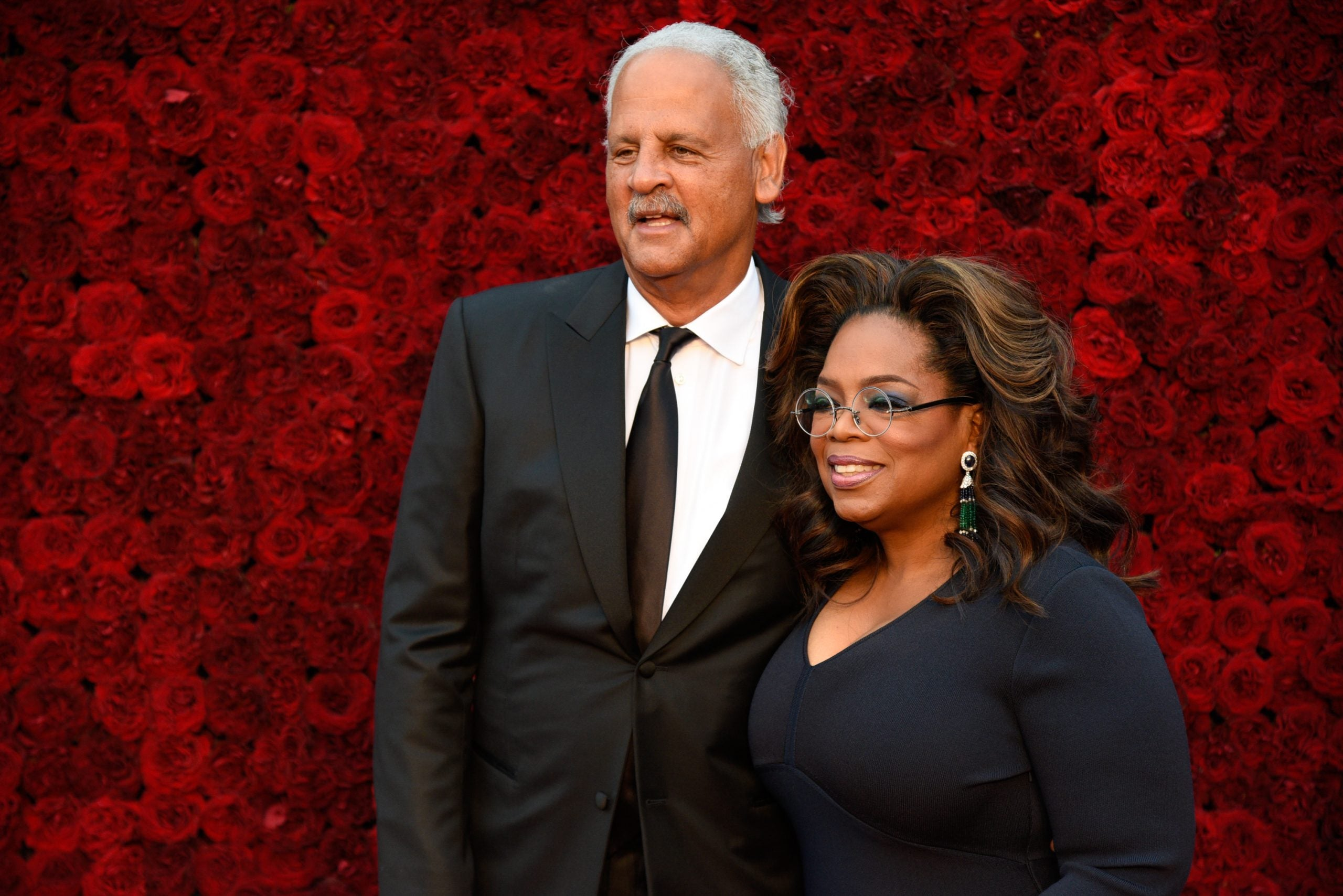 Love Is All You Need! Oprah's Spent Her 67th Birthday Cozied Up With Stedman