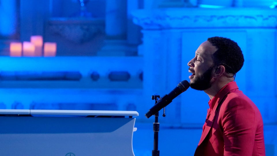 John Legend Wants To Help You Get Romantic This Weekend
