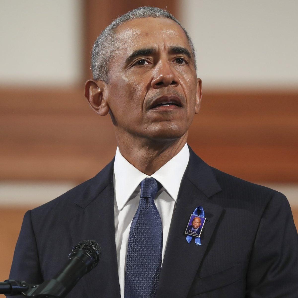 Barack Obama Says He Broke His Peer's Nose For Calling Him A Racial Slur