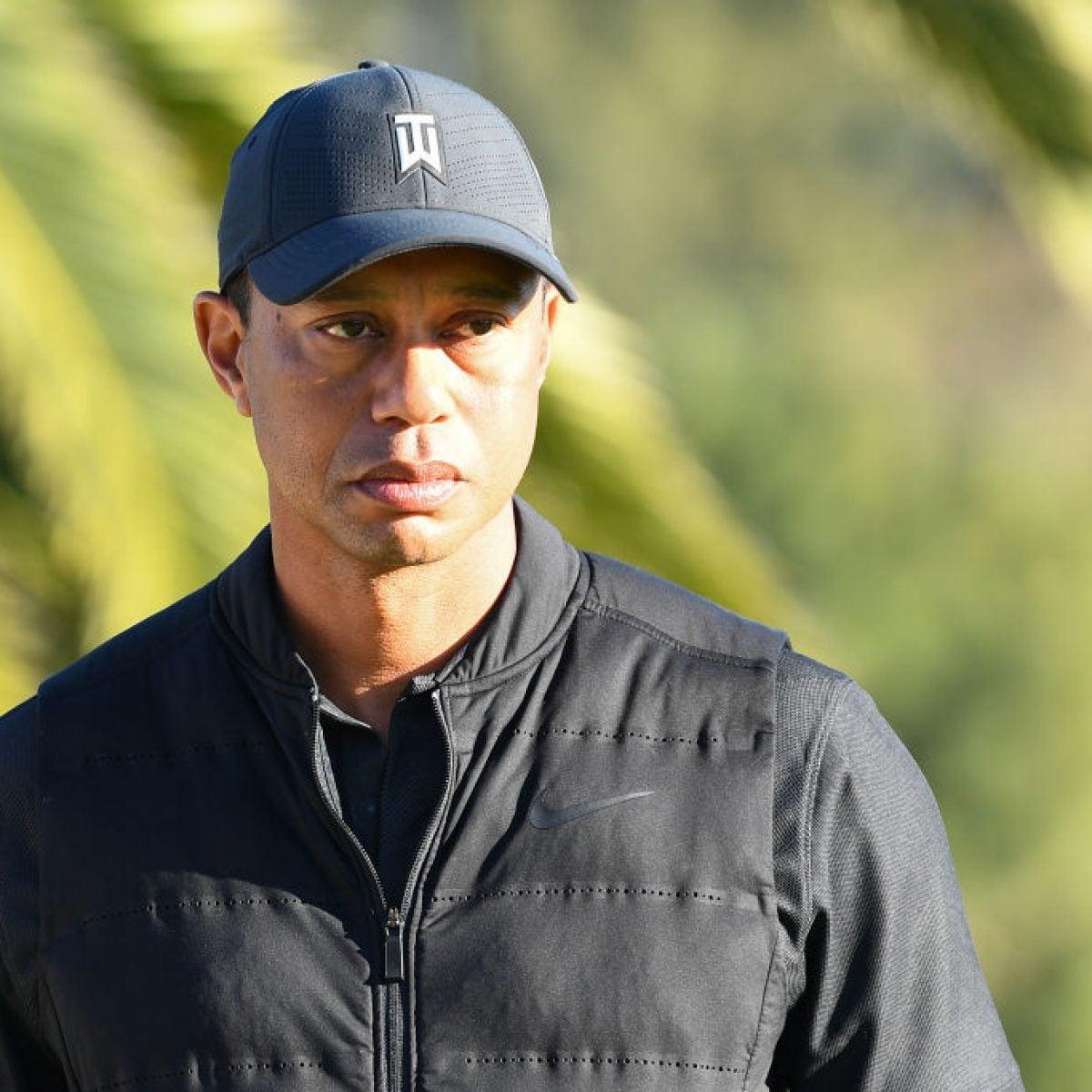 Tiger Woods Injured In Car Crash