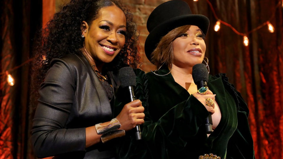 Tisha Campbell & Tichina Arnold Are Teaming Up For A Talk Show
