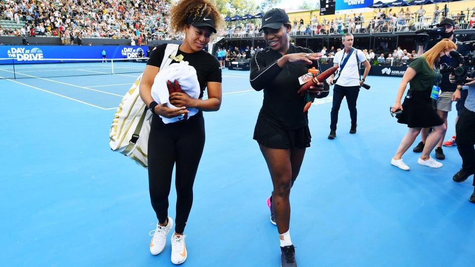 Serena Williams, Venus Williams And Naomi Osaka Win Round 1 Matches Of Australian Open