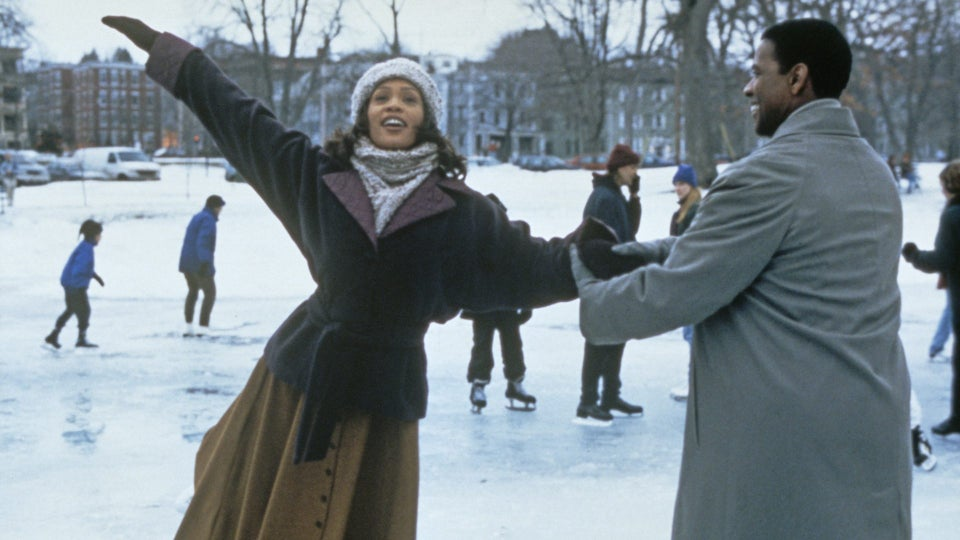 A Look At All Of Whitney Houston's Film Roles