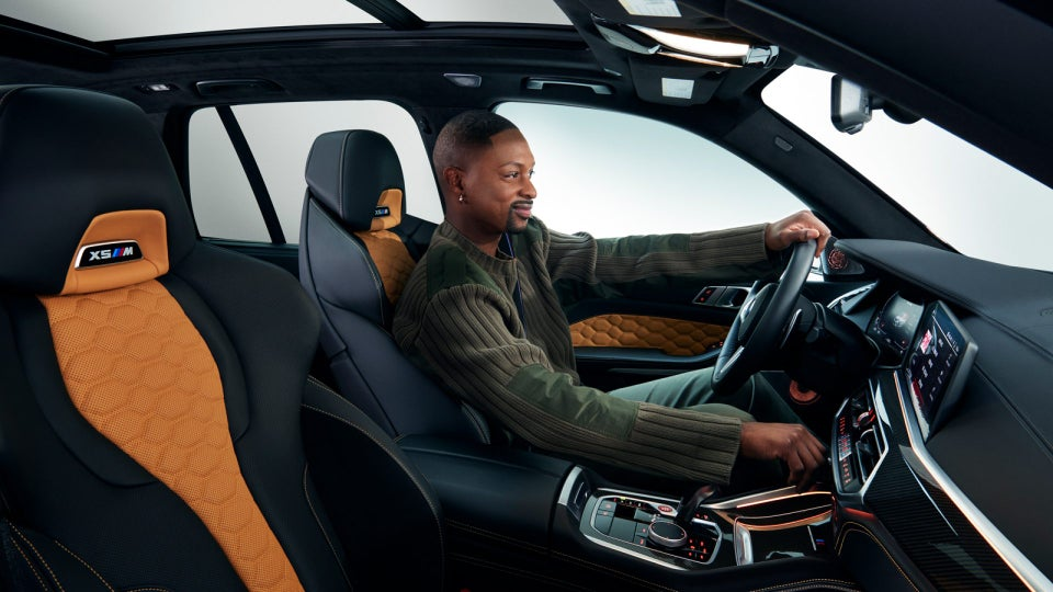 Laquan Smith Partners With BMW For NYFW