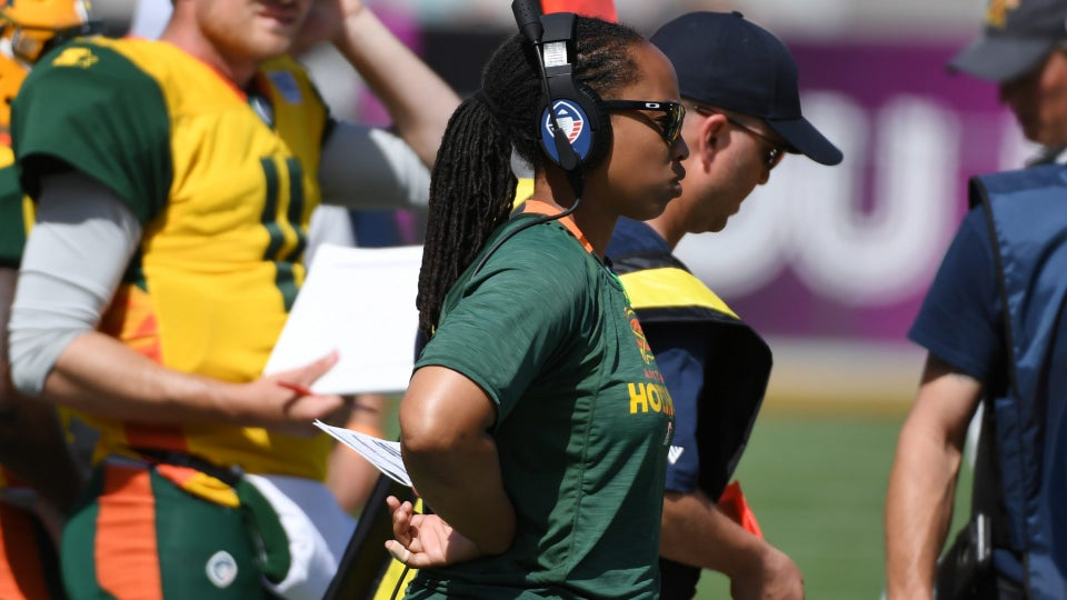 Jennifer King Becomes First Black Female Assistant Coach in the NFL
