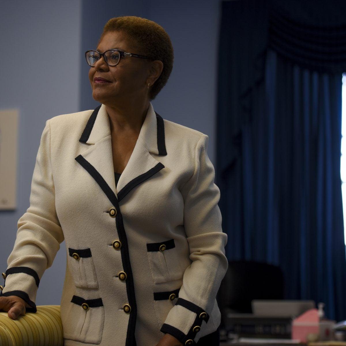 Rep. Karen Bass Reintroduces George Floyd Policing Bill in Congress