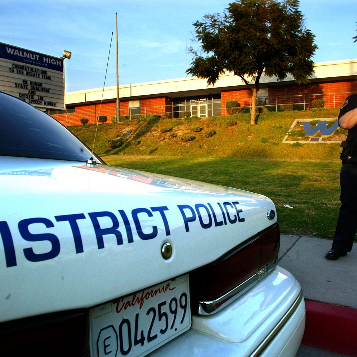 L.A. Schools Cut Police Force and Reallocate Funds to Help Black Students
