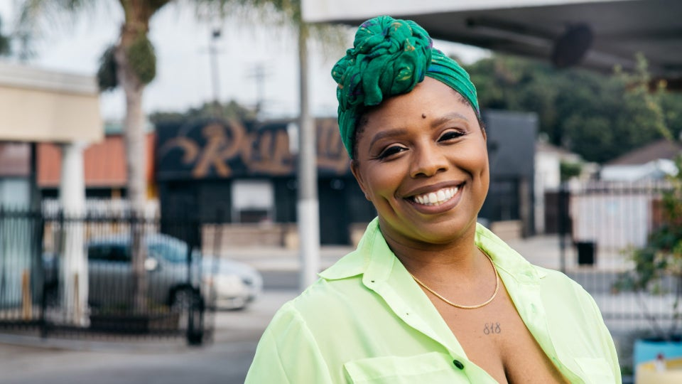 Patrisse Cullors' Vision Of Social Activism Is Coming To Life Through Her Work In Film