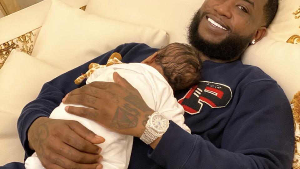 Gucci Mane Celebrates His Birthday With A Precious Photo Of His Son Ice
