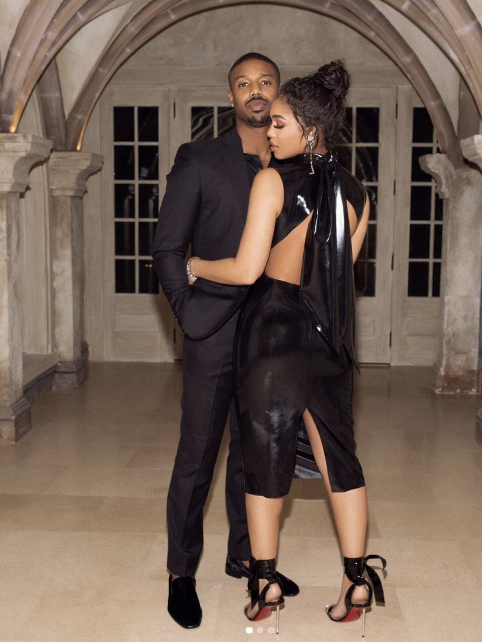 Steve Harvey Approves Of Michael B. Jordan and Lori Harvey's Love: 'He Is One Of The Nicest Guys'
