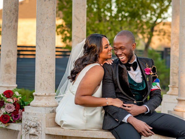 Bridal Bliss: Love Was Overflowing At Karl and Sydnie's Texas Wedding