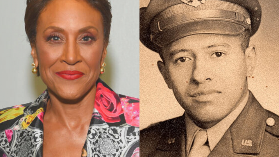 Robin Roberts Honors The Legacy Of Her Father And The Tuskegee Airmen In New Documentary