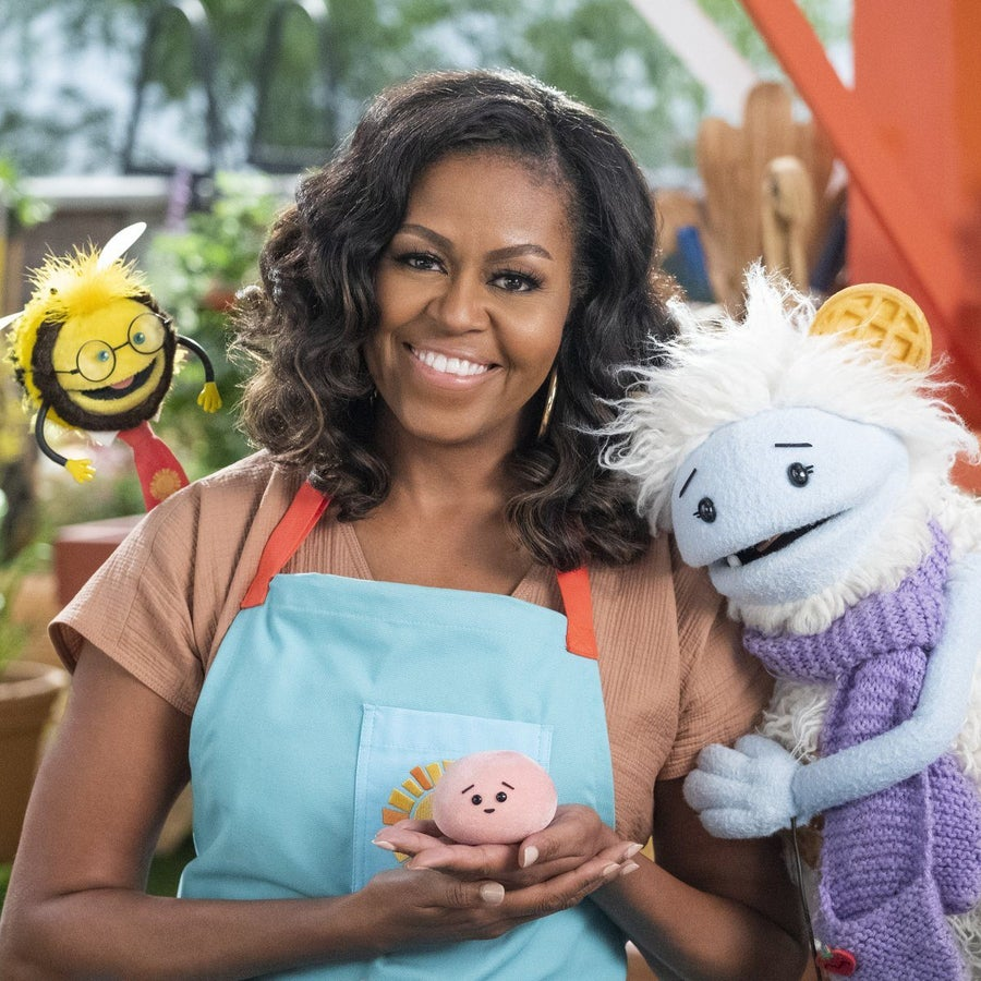 Watch: Michelle Obama Is Launching A Children's Show On Netflix