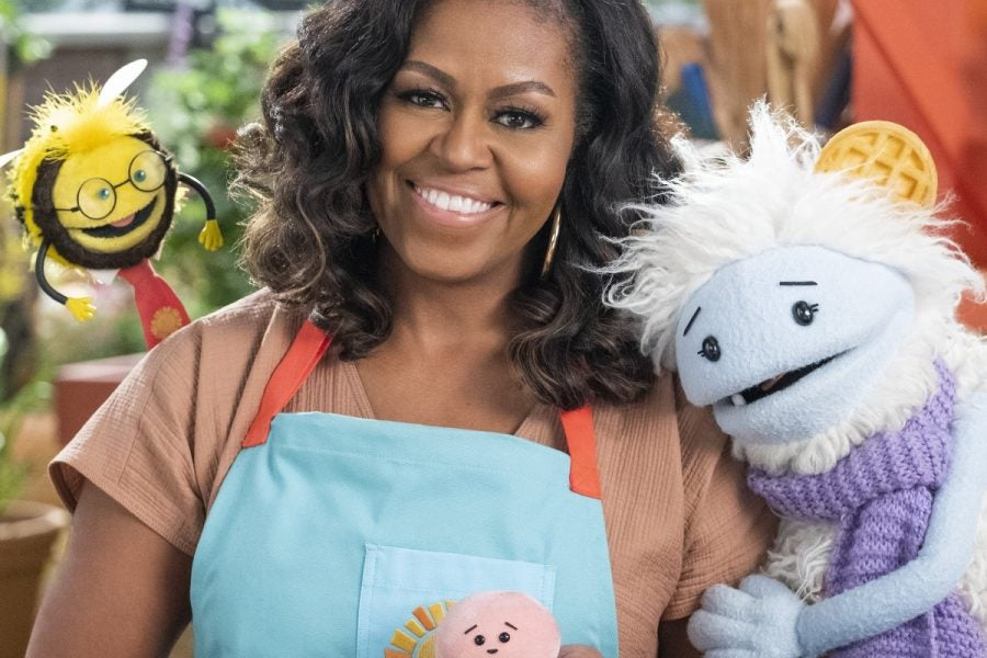 Watch: Michelle Obama Is Launching A Children's Show On Netflix ...